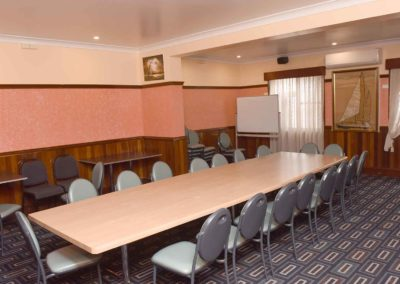 Our conference room - ideal for business meetings