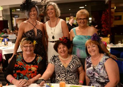 Melbourne cup ladies