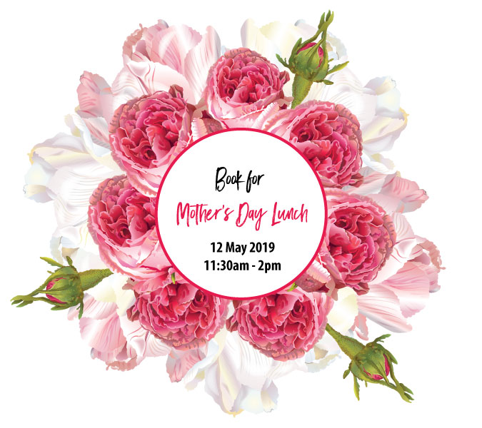 Book for Mother's Day Lunch at the Young Australian Hotel