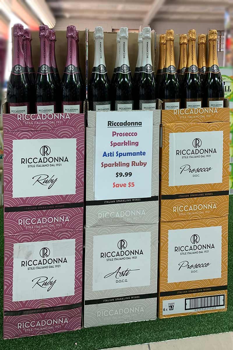 Riccadonna Special - Young Australian Hotel Bundaberg