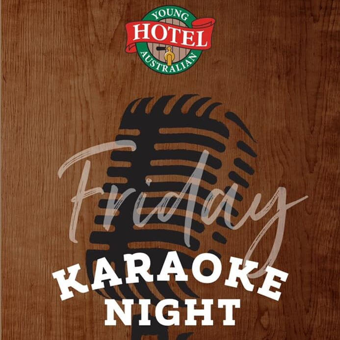 Karaoke Night - Young Australian Hotel