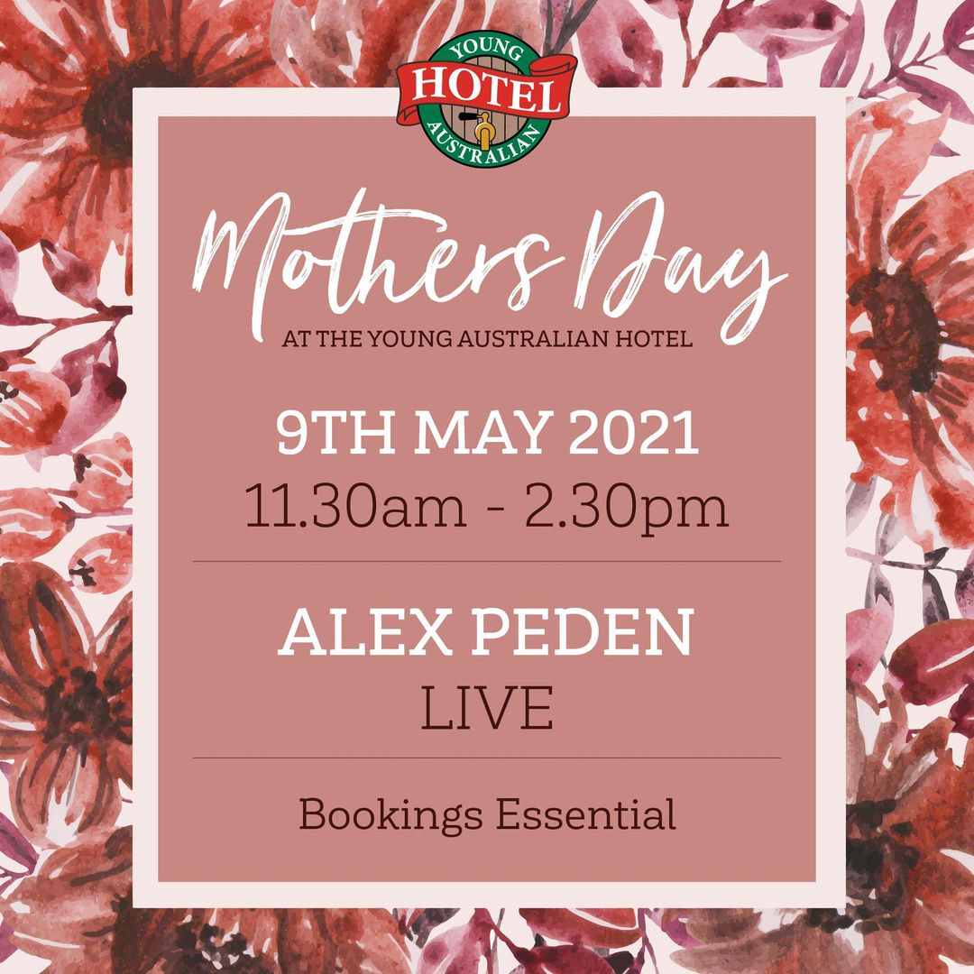 Mother's Day at the Young Australian Hotel Bundaberg
