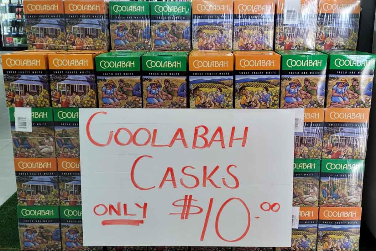 Coolabah Casks Specials - Young Australian Hotel - Bundaberg